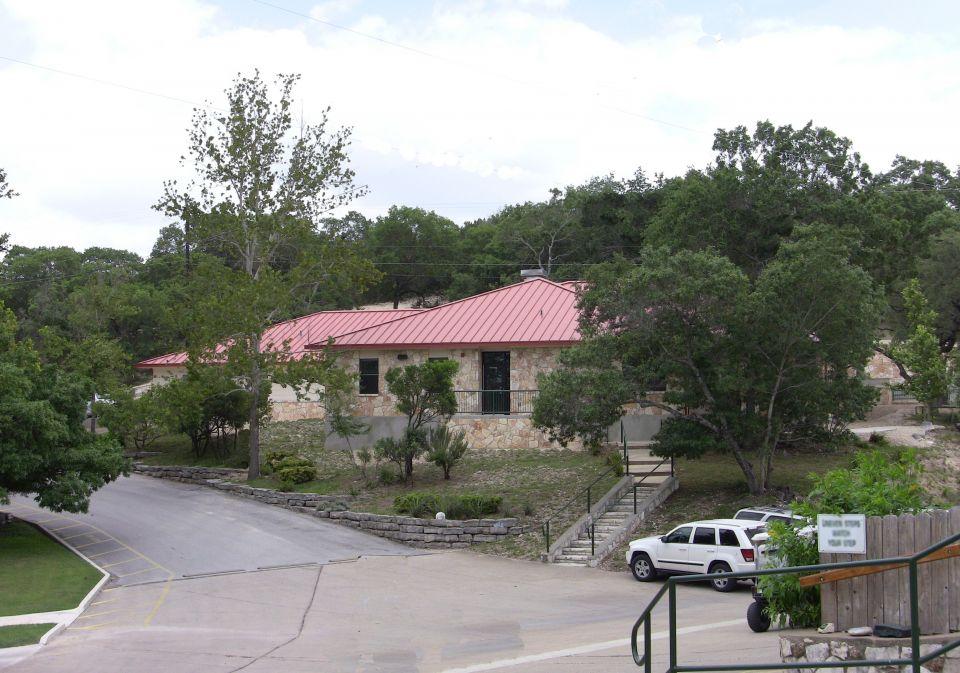 Medical building for la hacienda treatment center zuber construction
